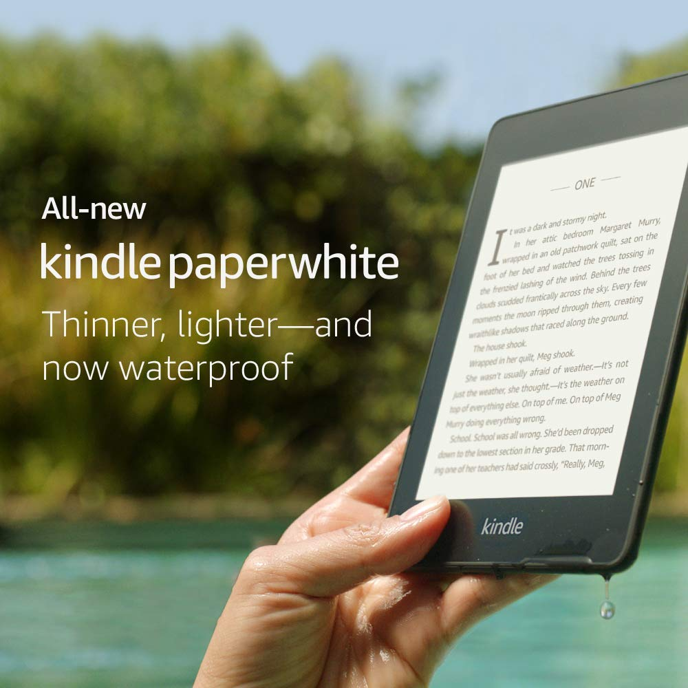 Kindle PaperWhite gen 10 - 2019