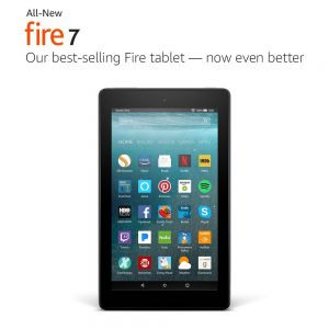 Kindle Fire 7 - 16GB (2017)